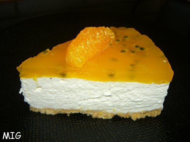 plus léger qu'un cheesecake cuit