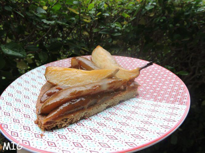 Une version ultra gourmande de la tarte aux poires