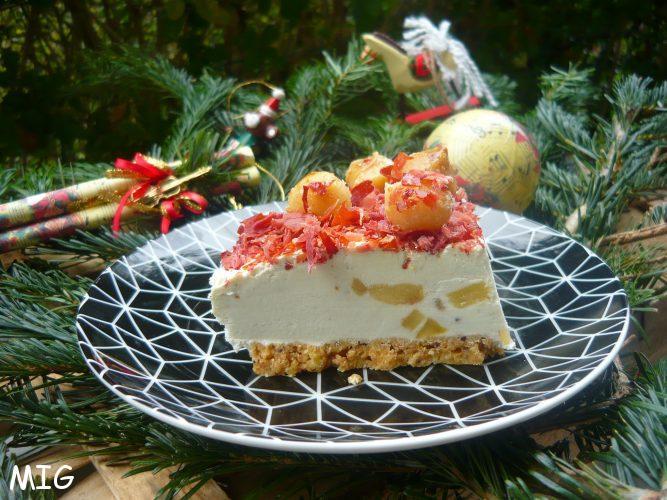 Un cheesecake salé, gourmand comme un dessert